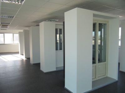 Porte-finestre in alluminio modelli vari Te.ser