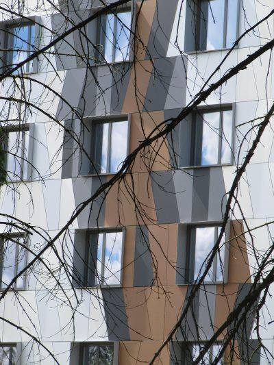 finestre tesy in alluminio per hotel te.ser