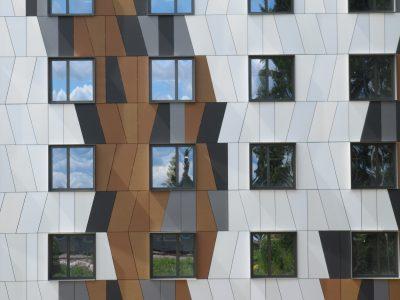 finestre in alluminio per settore alberghiero te.ser